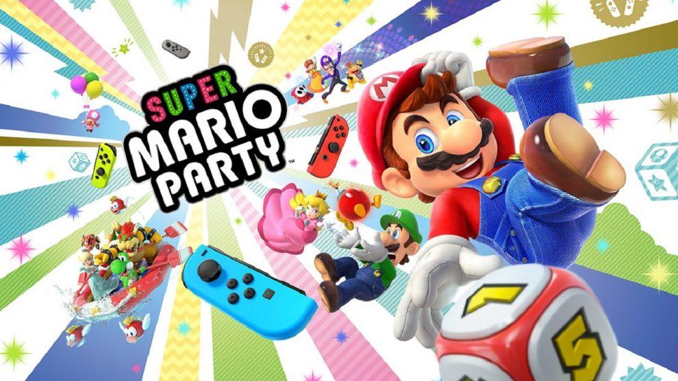 فروش بازی Super Mario Party به 1.5 میلیون نسخه رسید