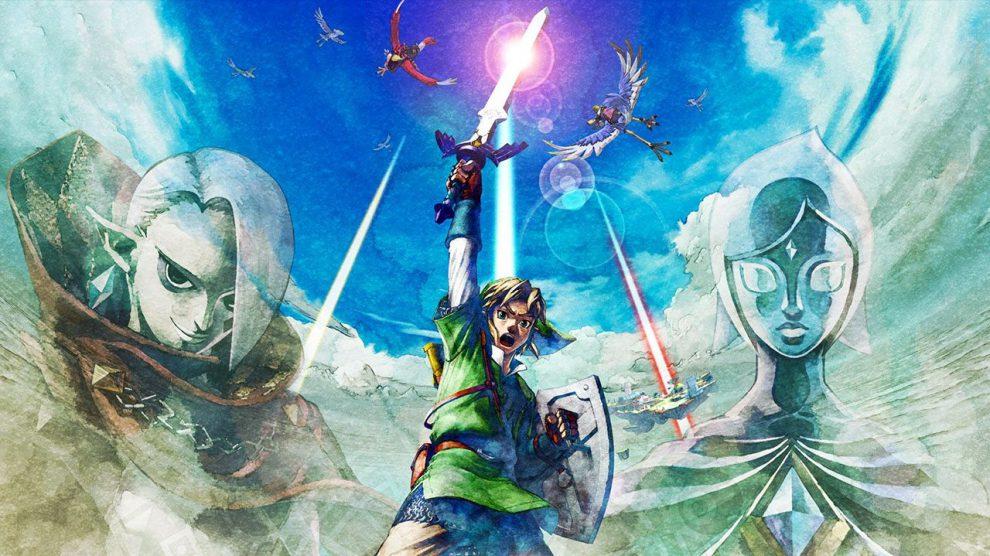 شایعه: بازی The Legend of Zelda: Skyward Sword برای Nintendo Switch عرضه میشود