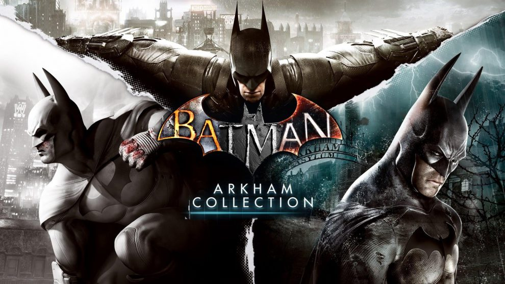 اطلاعات Batman: Arkham Collection لو رفت