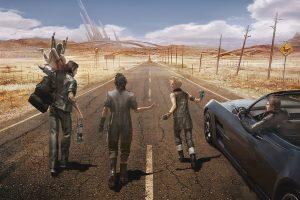 فروش بازی Final Fantasy 15 به 8.4 میلیون نسخه رسید