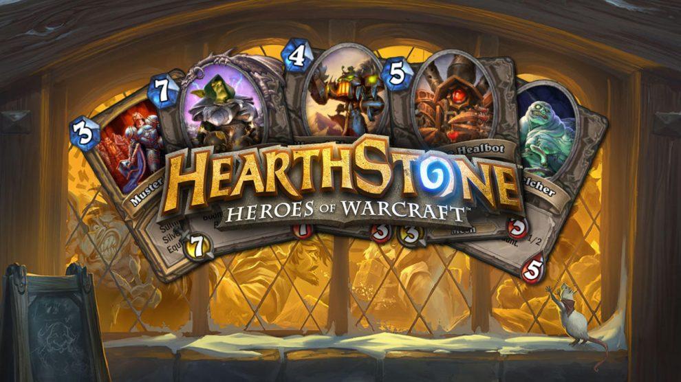 تعداد مخاطبهای بازی Hearthstone از 100 میلیون نفر گذشت
