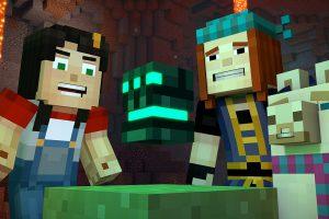 بازی Minecraft Story Mode در Netflix منتشر شد
