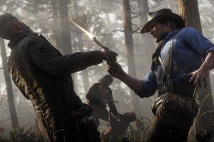صدرنشینی بازی Red Dead Redemption 2 برای دومین هفته در بازار بریتانیا