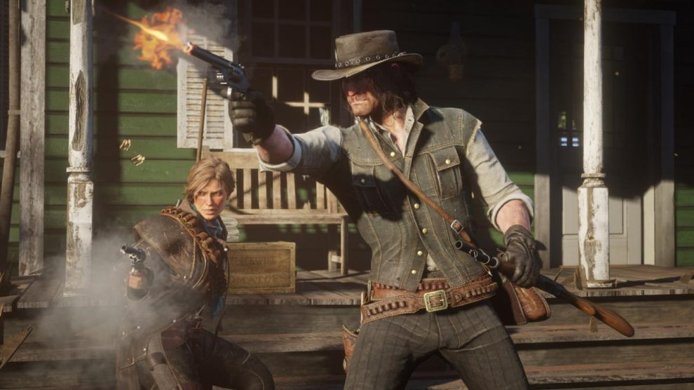 از دید نیویورک تایمز Red Dead Redemption 2 تعریف هنر واقعی است