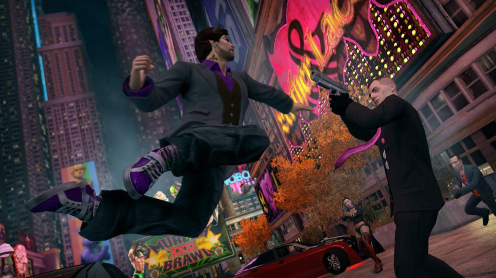 معرفی بازی Saints Row: The Third برای Nintendo Switch
