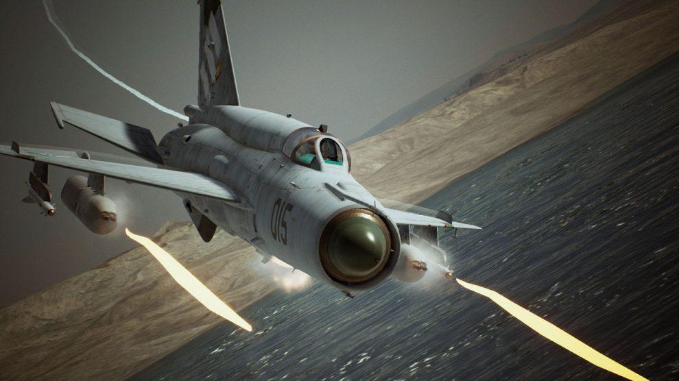 برای کامل کردن بازی Ace Combat 7 به 50 ساعت زمان نیاز دارید