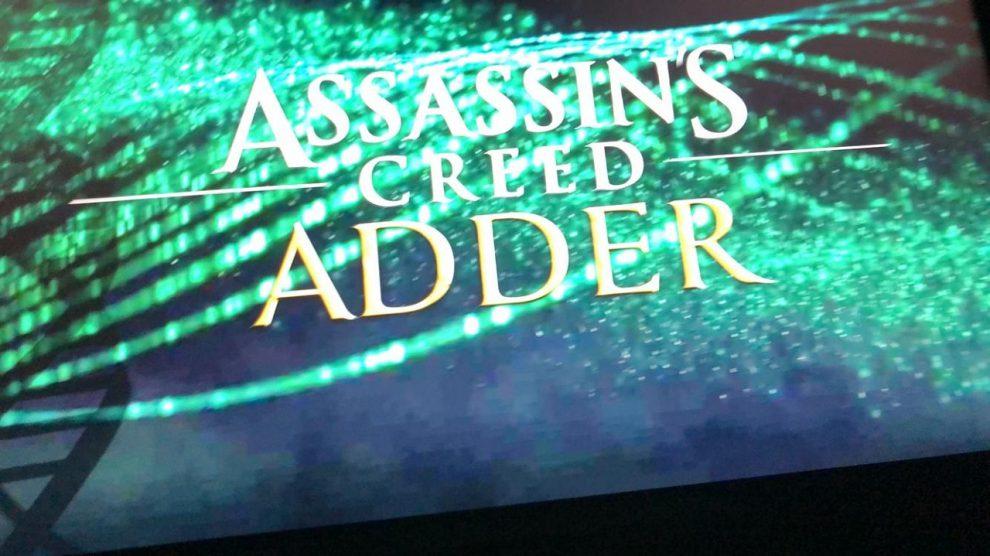 اطلاعات بازی Assassin's Creed Adder لو رفت