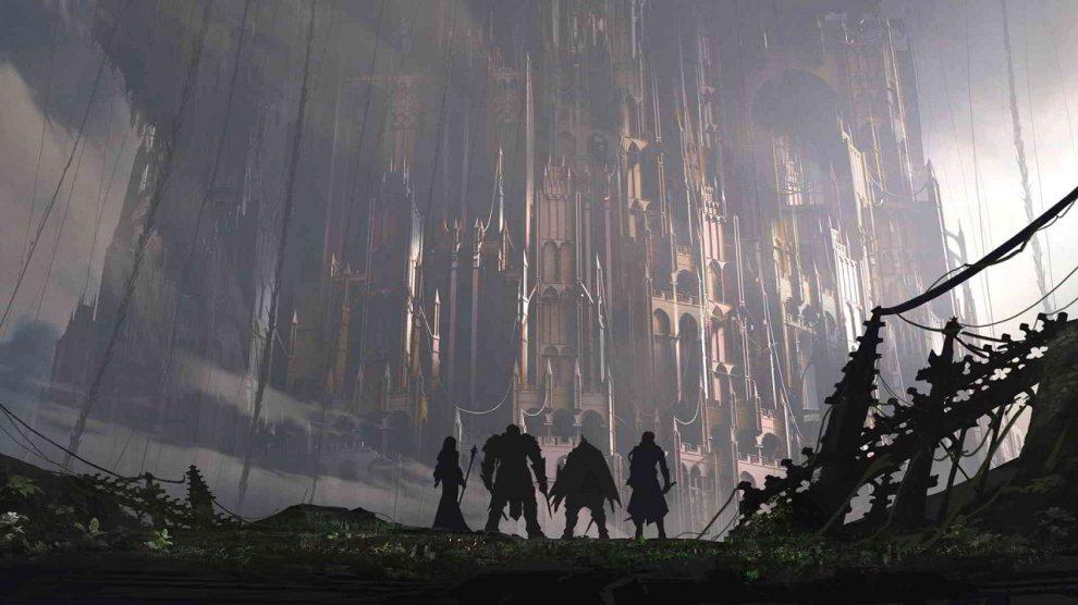 انتشار اطلاعاتی جدید از بازی Babylon's Fall در سال 2019