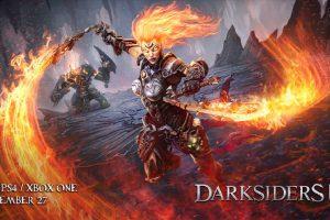 تغییرات عمده در مبارزات بازی Darksiders 3 با بهروزرسانی جدید