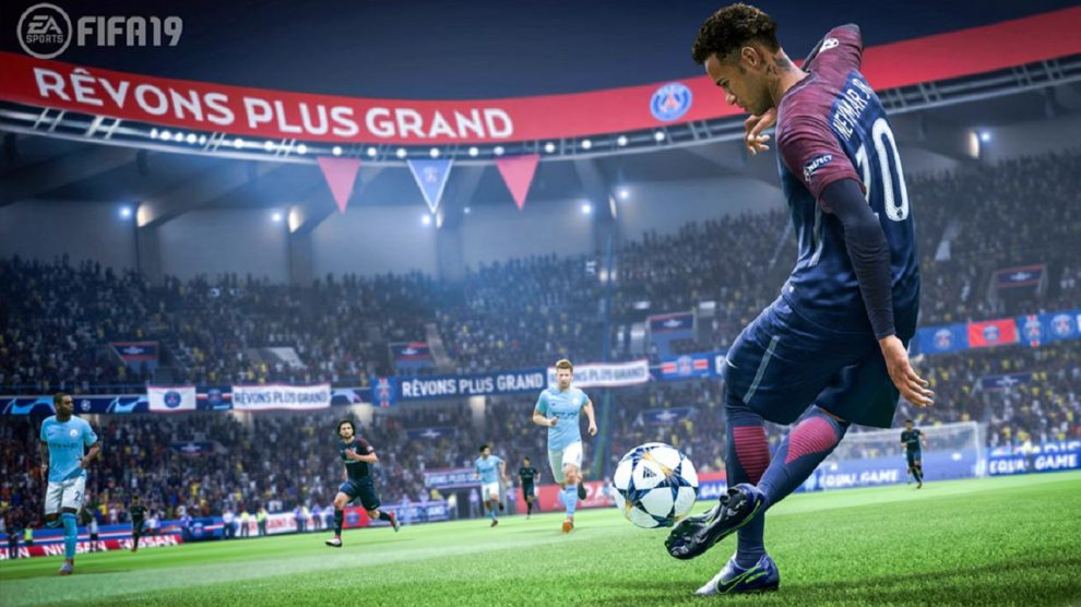 بهبود وضعیت آنلاین FIFA 19 در بهروزرسانی جدید