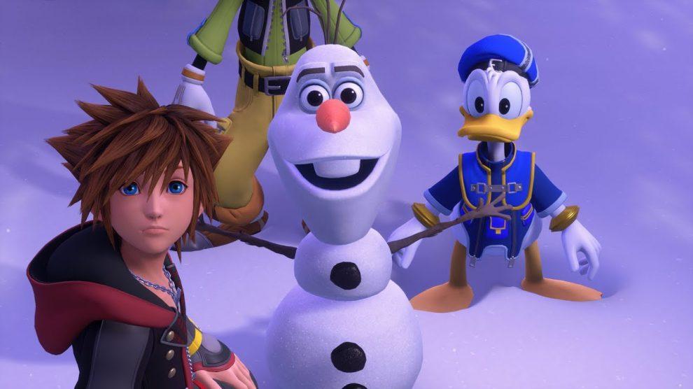 تاریخ عرضه بازی Kingdom Hearts: VR مشخص شد