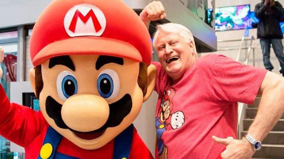 ثبت نام صداگذار Super Mario در کتاب گینس