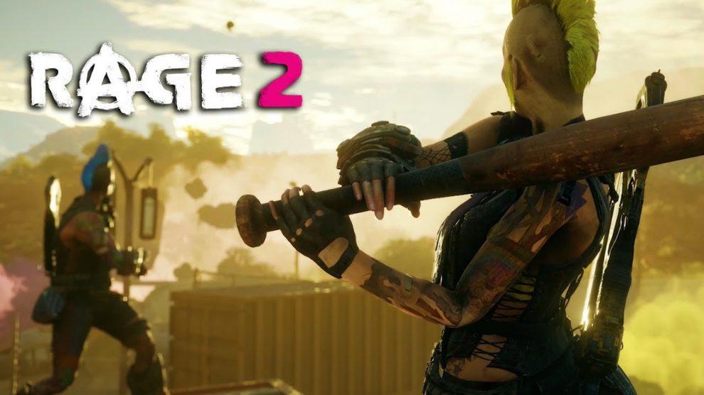 اطلاعاتی از بستههای قابل دانلود و غیبت New Game Plus در بازی Rage 2