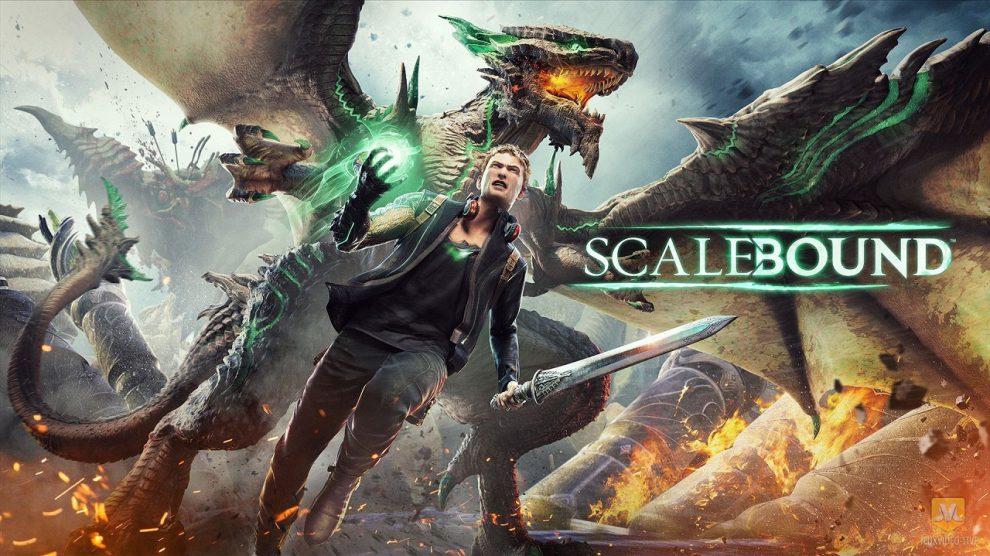 ساخت بازی Scalebound دوباره شروع شد ؟