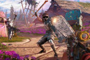تماشا کنید: بازی Far Cry New Dawn رسما معرفی شد
