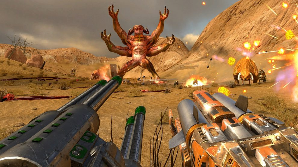 بهزودی Serious Sam Collection برای PS4 و Xbox One معرفی میشود