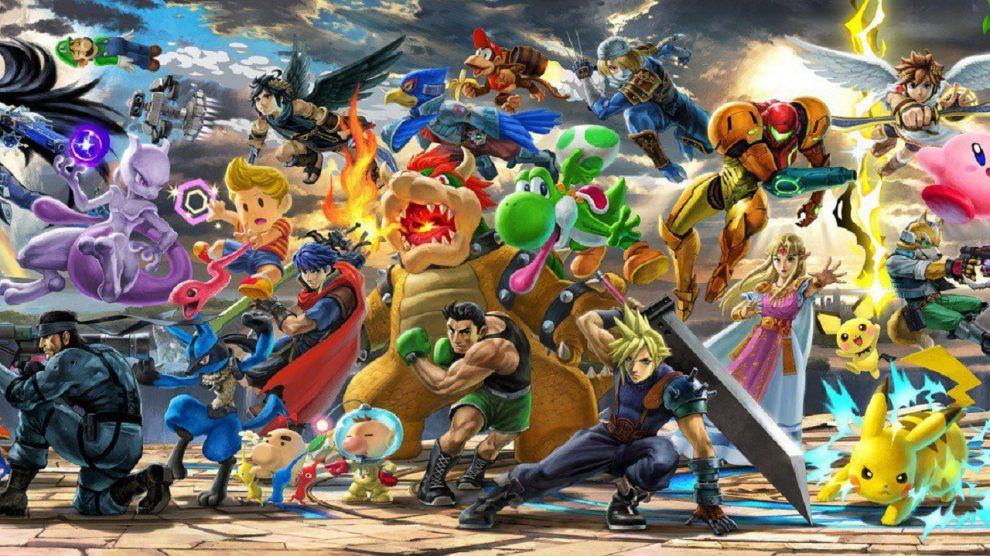 بهبود آنلاین Super Smash Bros Ultimate در دستور کار قرار گرفت
