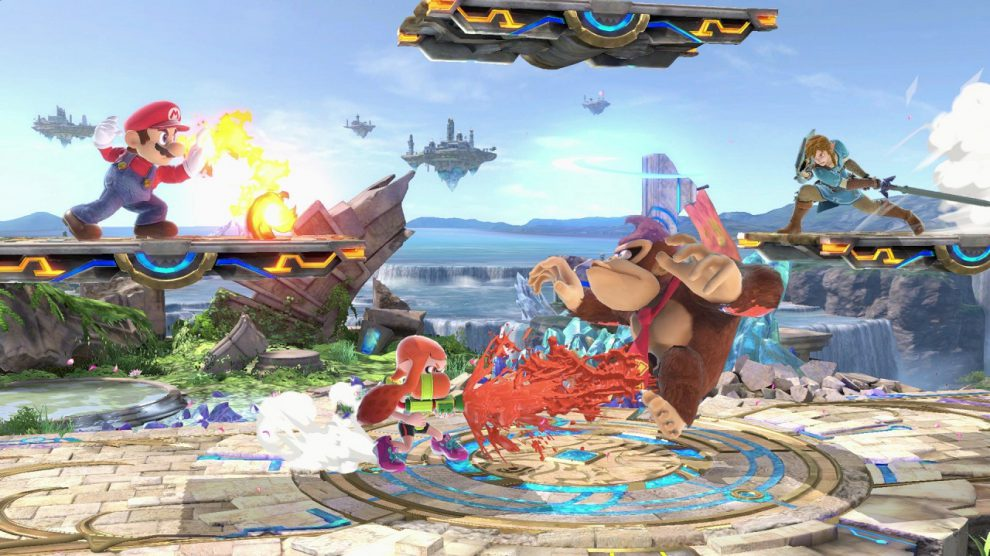 صدرنشینی Super Smash Bros. Ultimate در بازار ژاپن