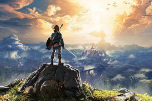 طراحی شخصیت Link در جریان توسعه Breath of the Wildصد بار تغییر کرده