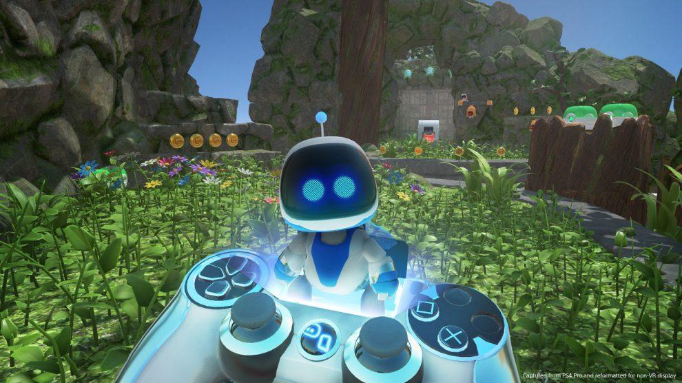 سازندگان Astro Bot روی یک بازی جدید کار میکنند