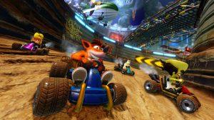 تماشا کنید: بازی Crash Team Racing: Nitro-Fueled معرفی شد