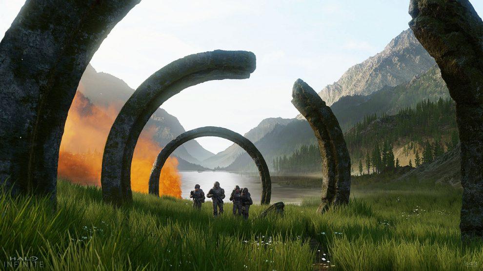 پشتیبانی بازی Halo Infinite از حالت چهار نفره آفلاین