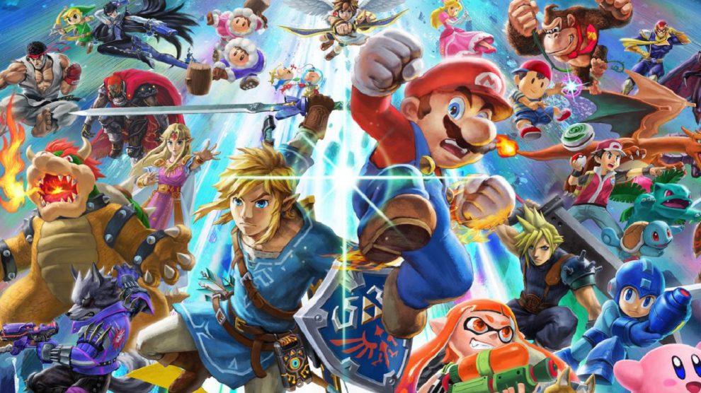 ادامه صدرنشینی Super Smash Bros. Ultimate در ژاپن