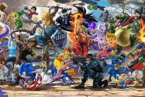 حتی پلیسها هم Super Smash Bros. Ultimate دوست دارند
