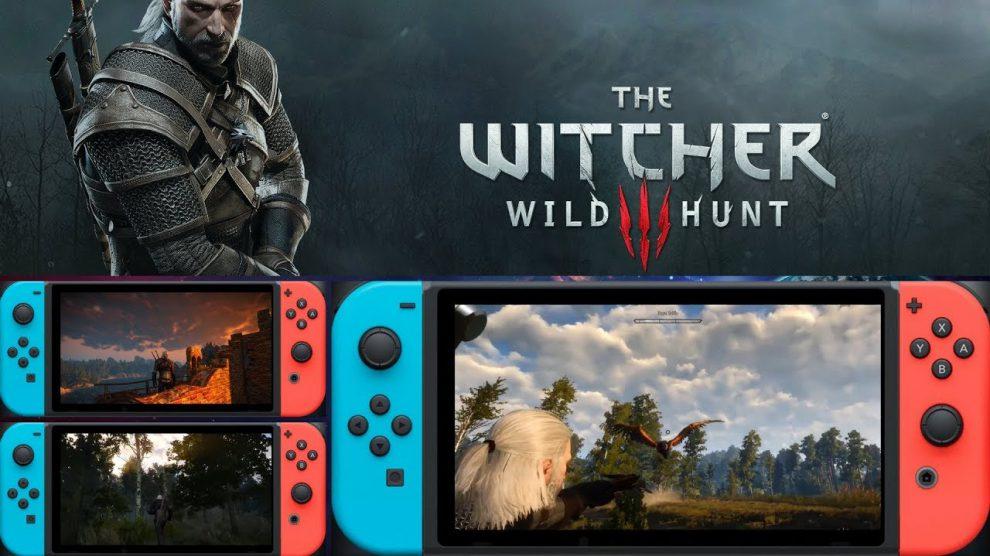 شایعه: بازی The Witcher 3 برای Nintendo Switch عرضه میشود