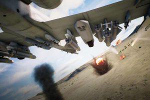 نیم نگاه بازی Ace Combat 7 به حالت بتل رویال