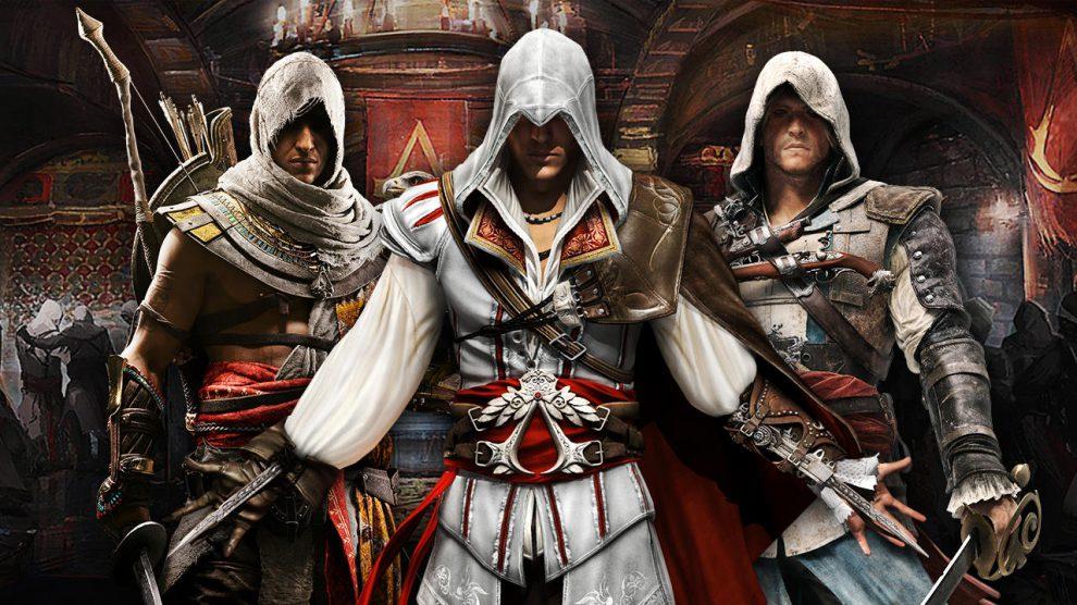 منتظر معرفی Assassin's Creed Compilation باشید