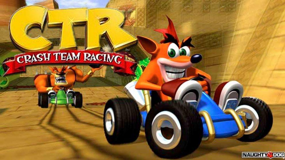 شایعه: بازسازی Crash Team Racing در The Game Awards معرفی میشود