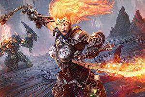 فروش ناامیدکننده بازی Darksiders 3 در بازار بریتانیا