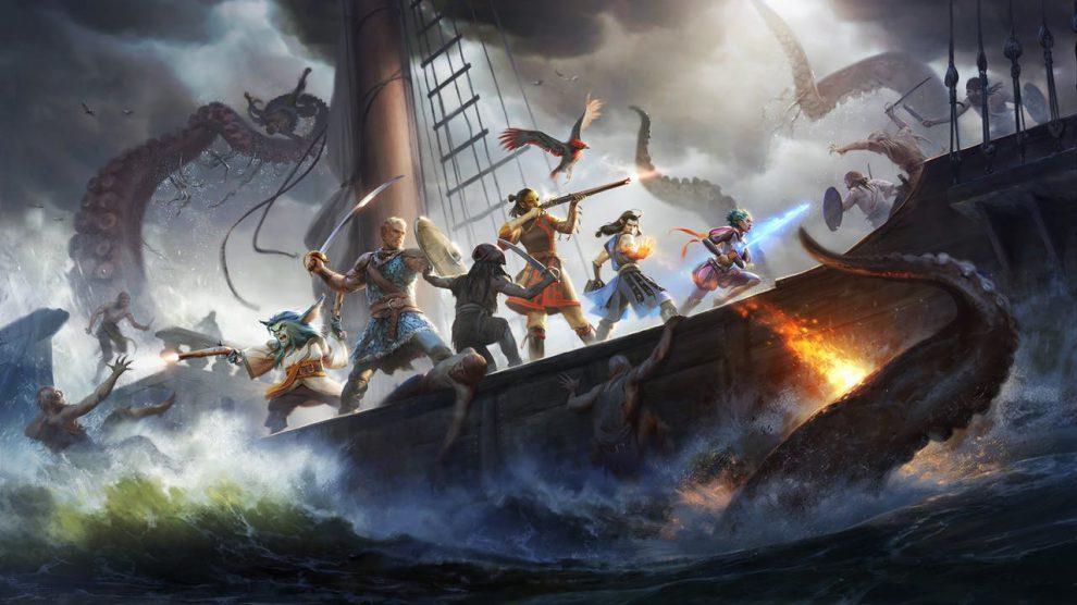 عرضه بازی Pillars of Eternity II: Deadfire برای کنسولها در سال 2019