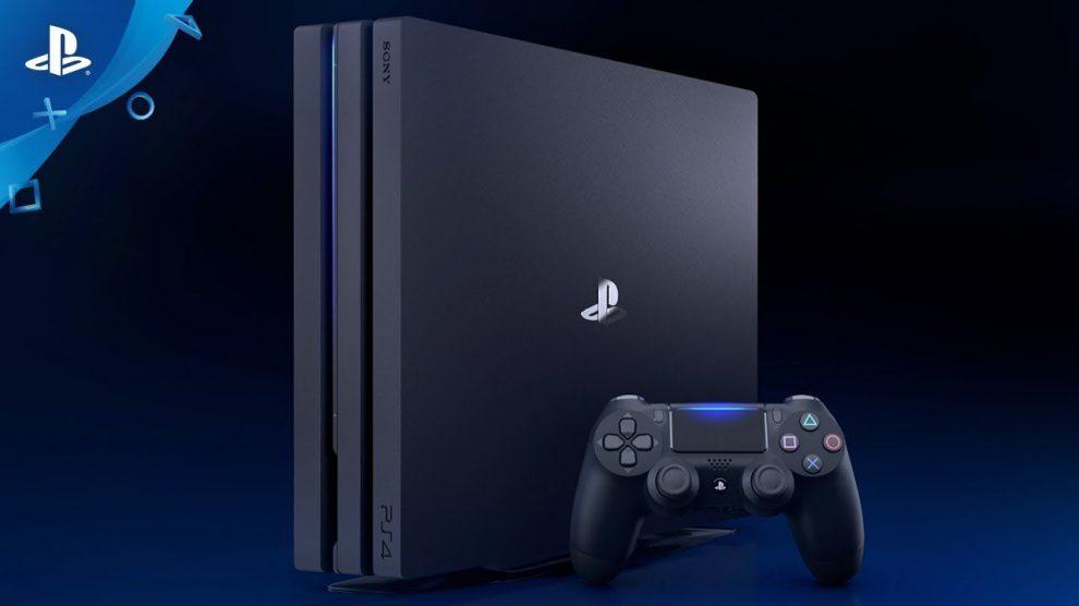 از هر پنج کنسول فروخته شده سونی یکی PS4 Pro است