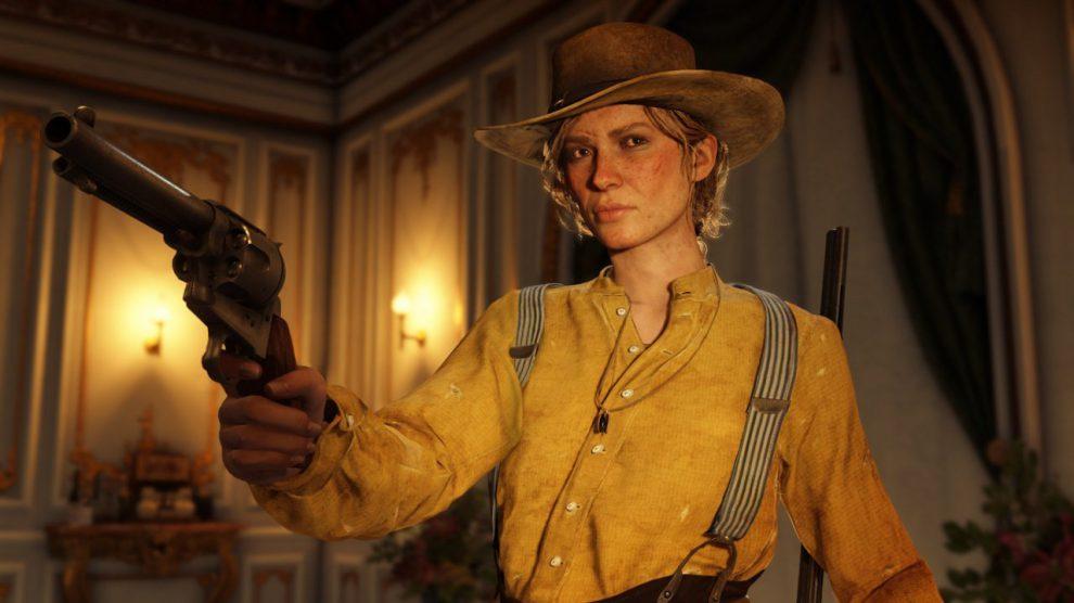 پایان سال 2018 با صدرنشینی Red Dead Redemption 2 در بریتانیا