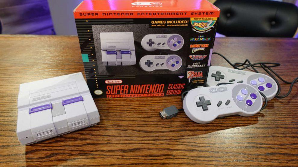 توقف تولید NES Classic و SNES Classic