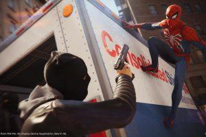 بازی Spider-Man به دنبال شکستن رکورد Uncharted 4