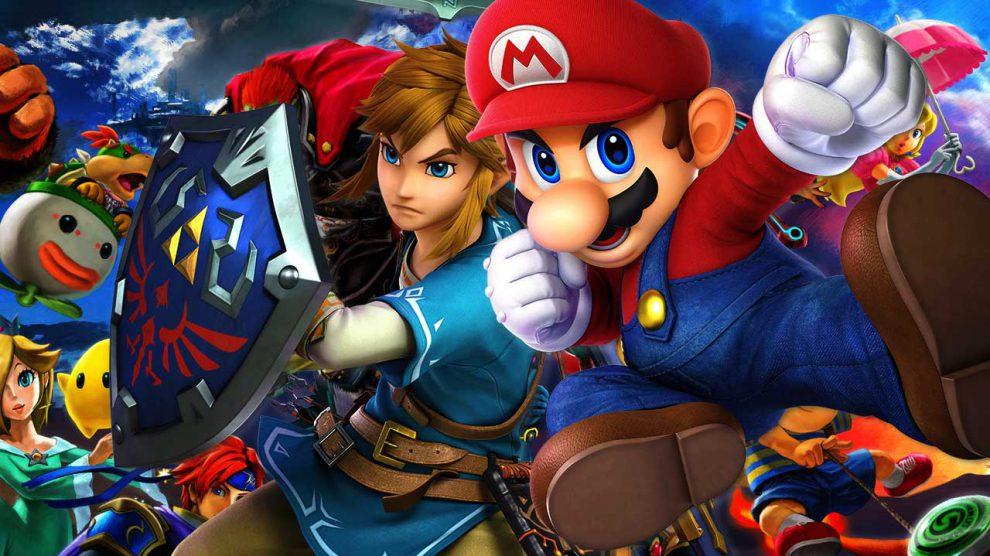 نارضایتی گیمرها از قابلیتهای آنلاین Super Smash Bros Ultimate