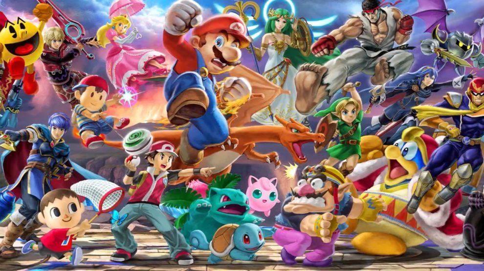 رکوردشکنی بازی Super Smash Bros Ultimate در بازار بریتانیا