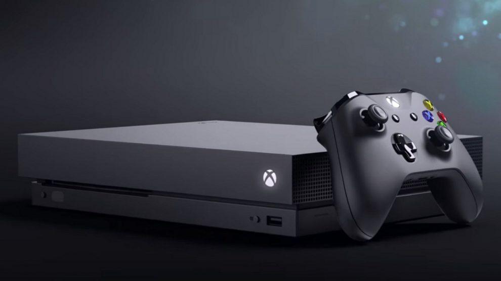شناسایی کیت توسعه Xbox Scarlett با نام Anaconda