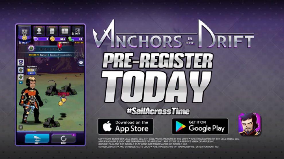 بازی جدید سازندگان Scribblenauts با نام Anchors in the Drift معرفی شد