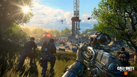 Call of Duty: Black Ops 4 – Blackout Free Trial Now Available
