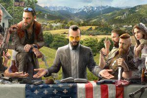 استفاده از Far Cry 5 برای جذب توریسم در مونتانا