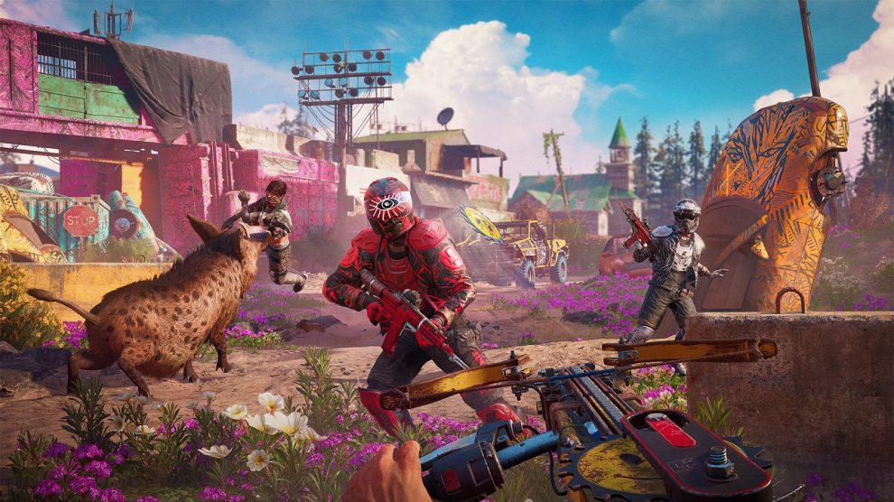 بازی Far Cry New Dawn از المانهای نقشآفرینی استفاده میکند