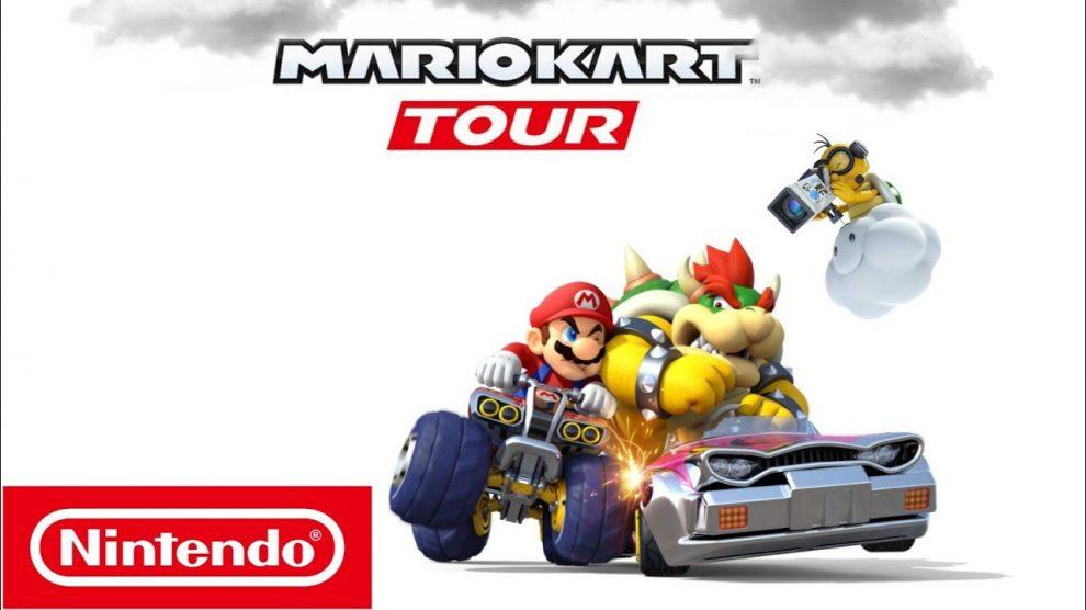 تاخیر در عرضه بازی Mario Kart Tour
