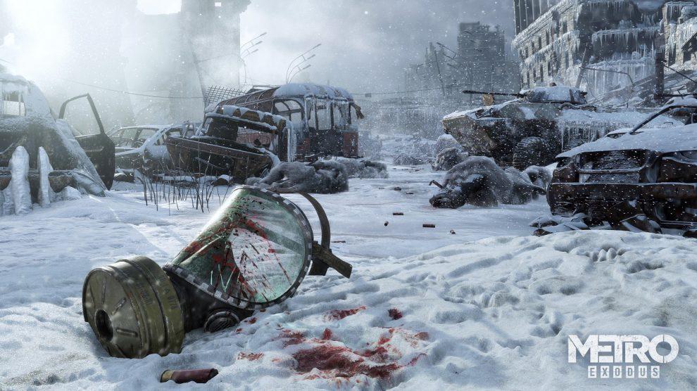 عرضه انحصاری Metro Exodus در Epic Games Store