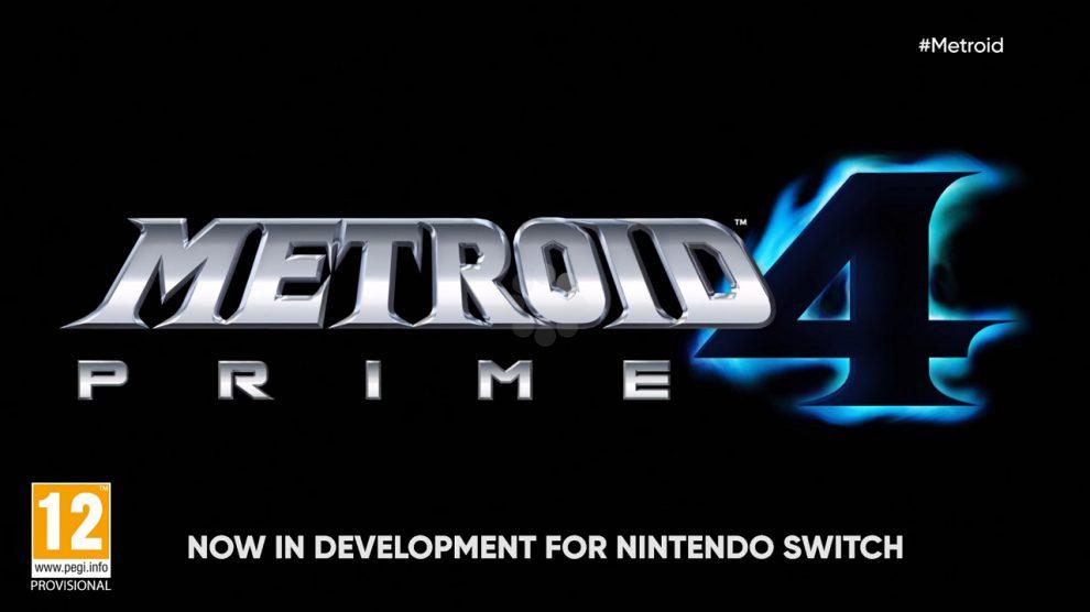 شروع دوباره ساخت بازی Metroid Prime 4