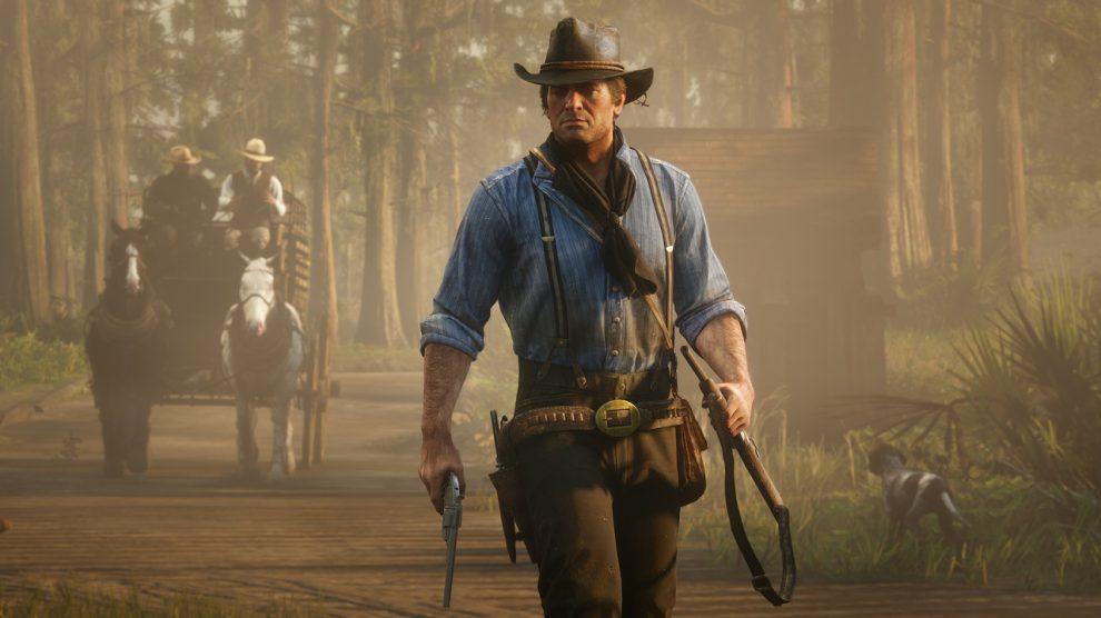ادامه صدرنشینی بازی Red Dead Redemption 2 در بازار بریتانیا