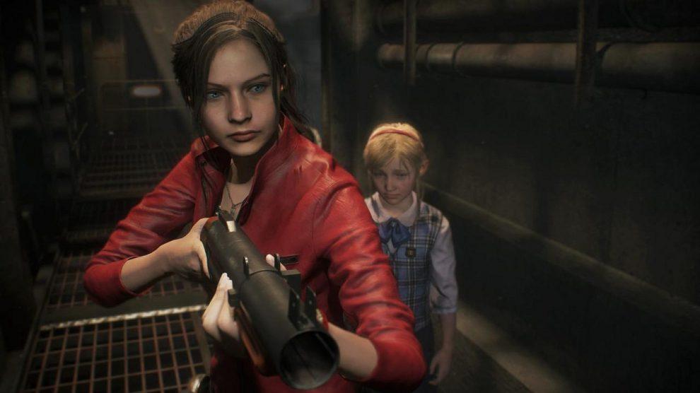 صدرنشینی Resident Evil 2 در بازار بریتانیا